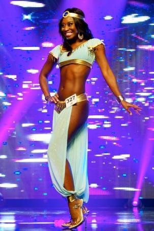 Ms. Bikini America 2016